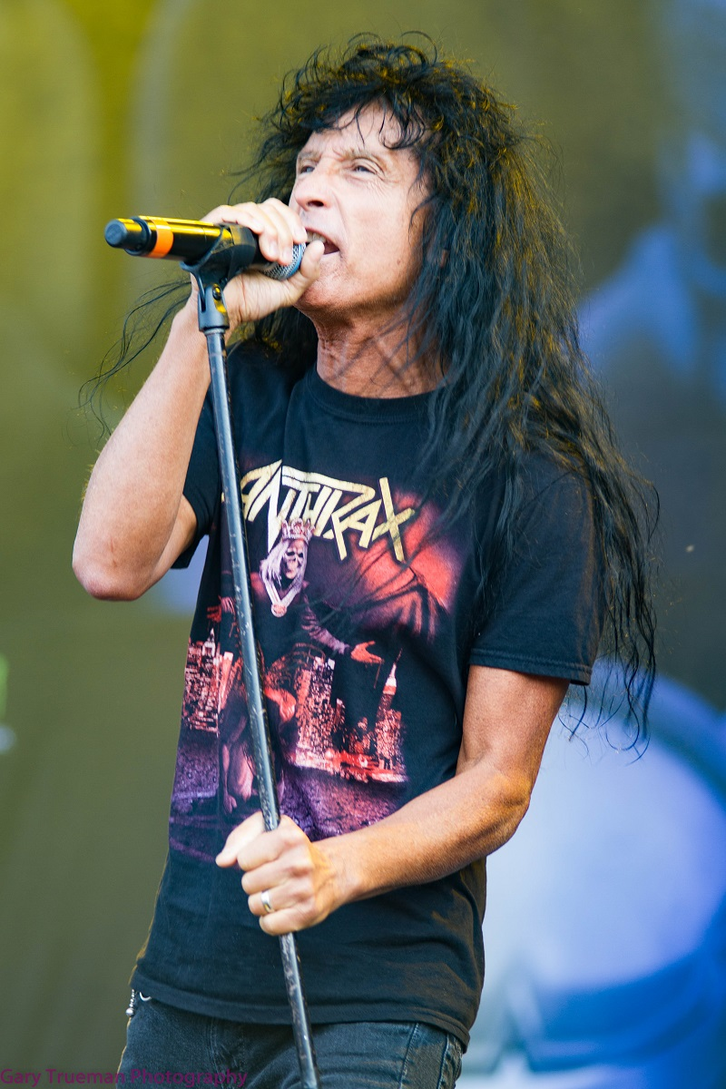 Anthrax - Still spreading the disease
