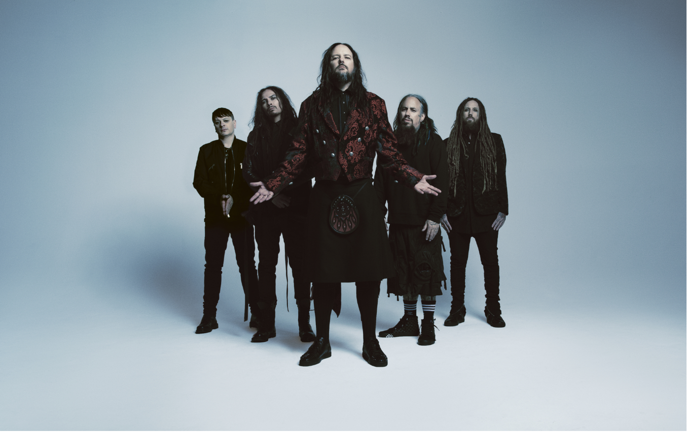 News: New Korn Track Is Live & Album #13 'The Nothing' Drops on 13th September