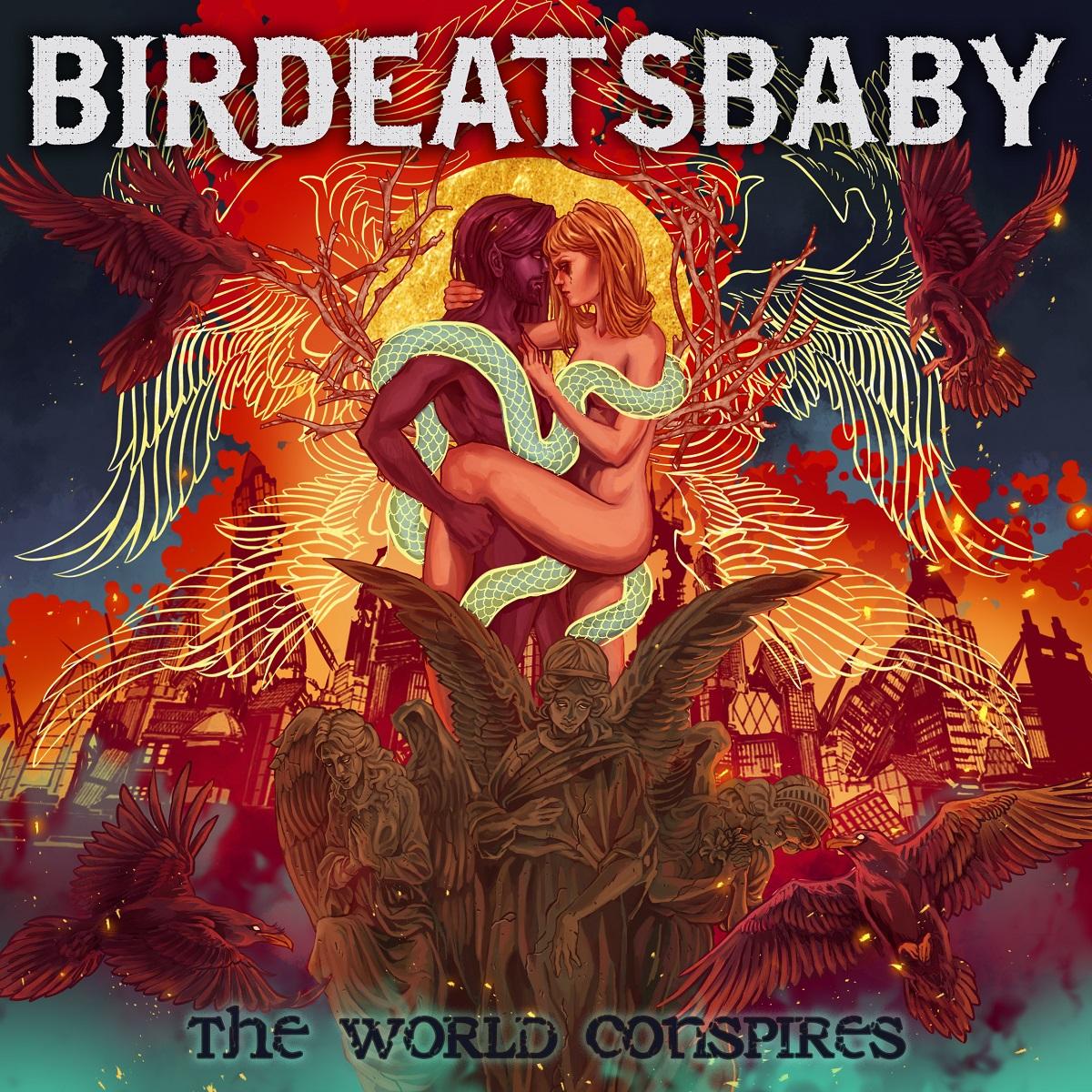 Review: Birdeatsbaby – The World Conspires