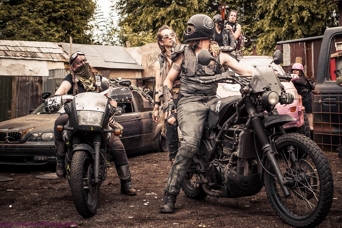 Road To Ruin - Wasteland warriors