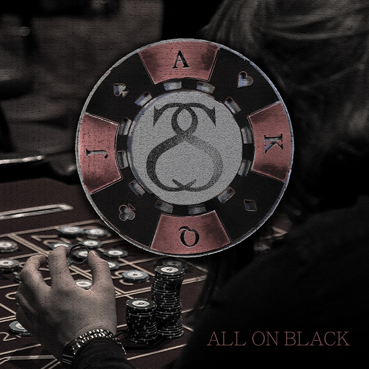 Review: Saints Among Us – All On Black EP