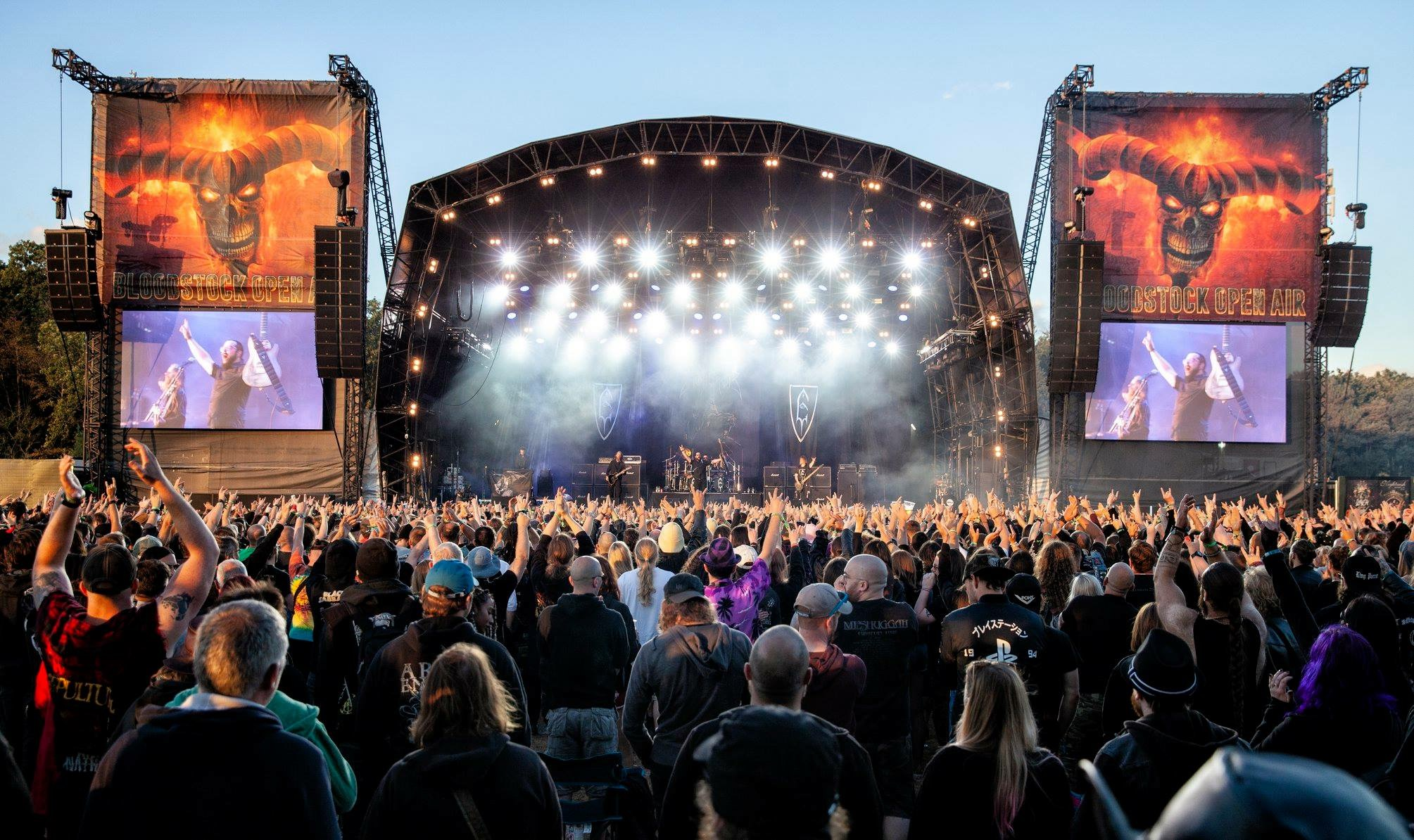 News: The Final Countdown To Bloodstock 2019!