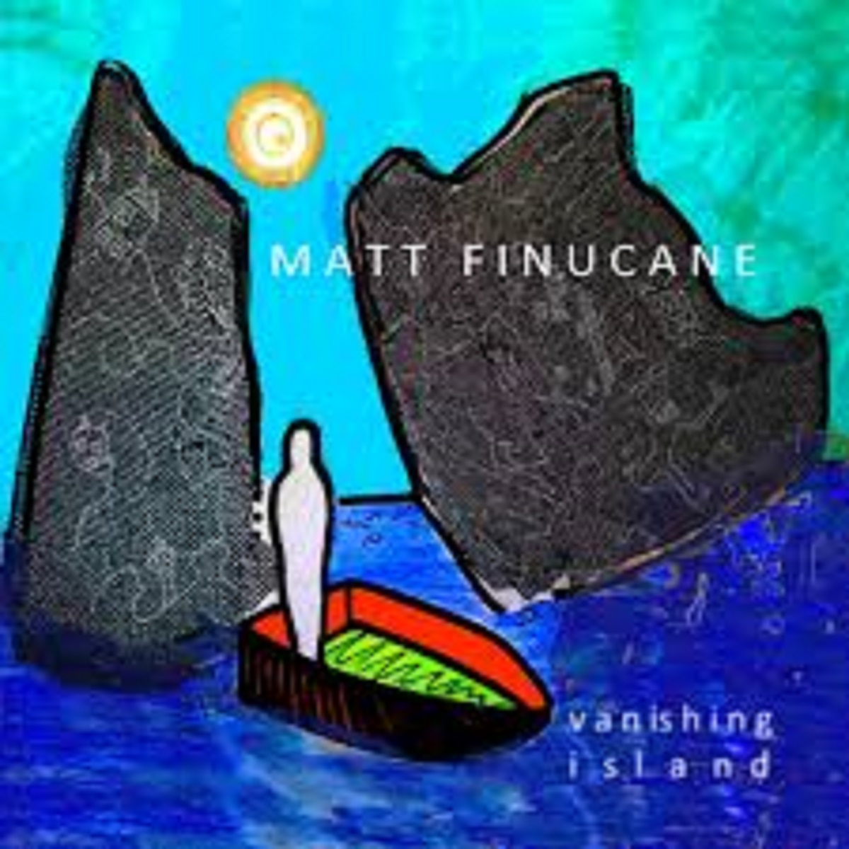 Review: Matt Finucane – Vanishing Island