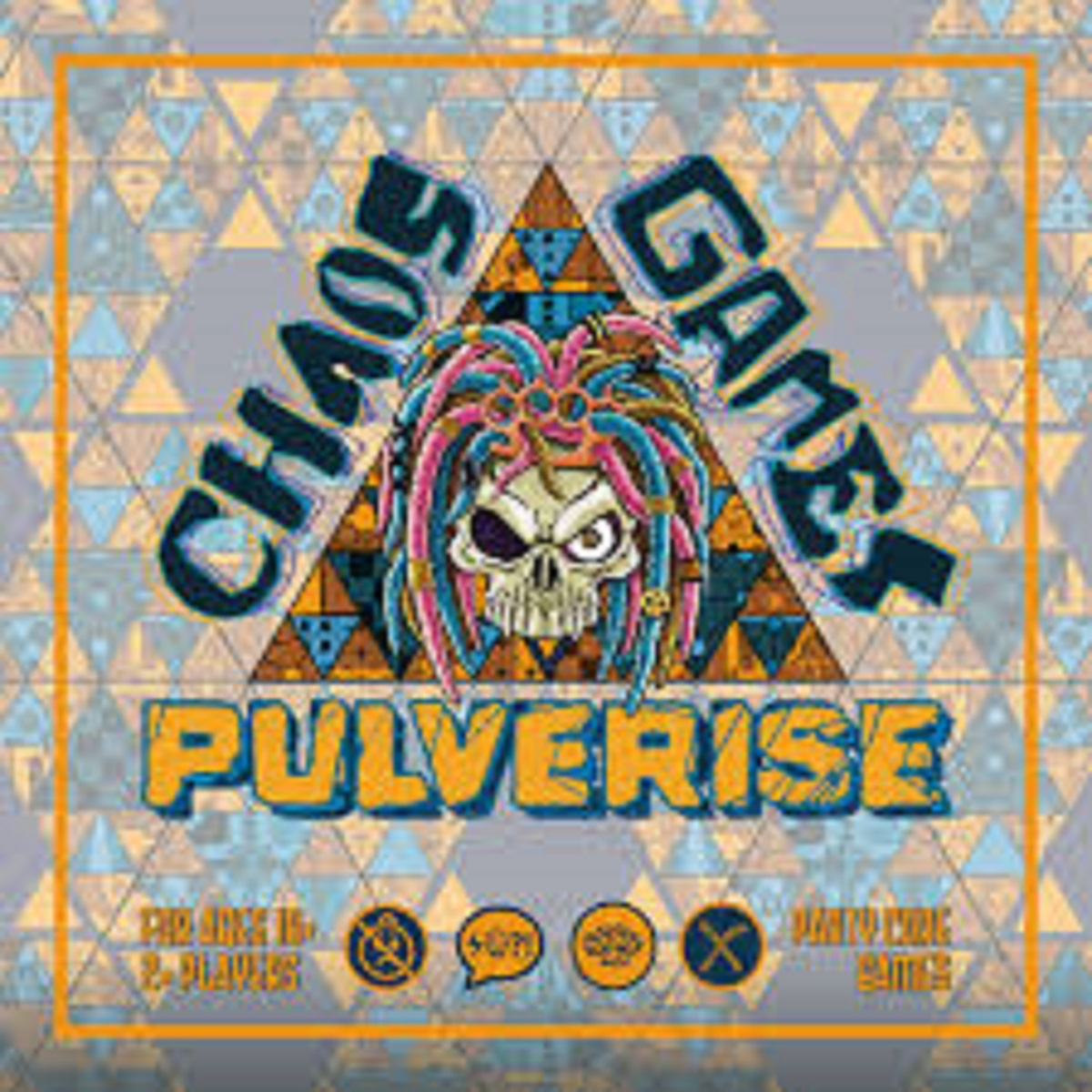 Review: Pulverise – Chaos Games
