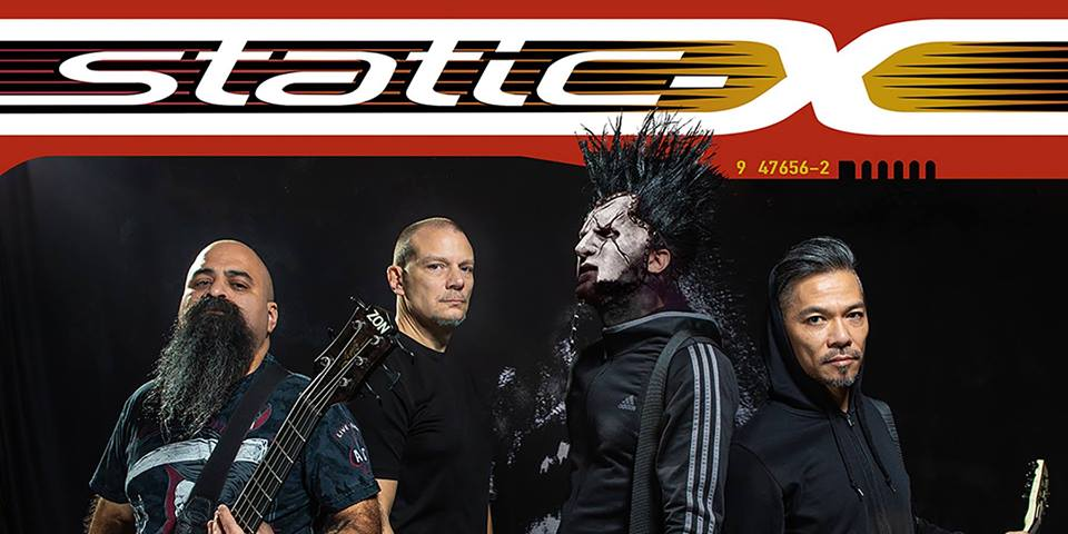 News: Static-X Announce UK & Europe with Soil, Dope, Wednesday 13 Wisconsin Death Trip 20th Anniversary Tour