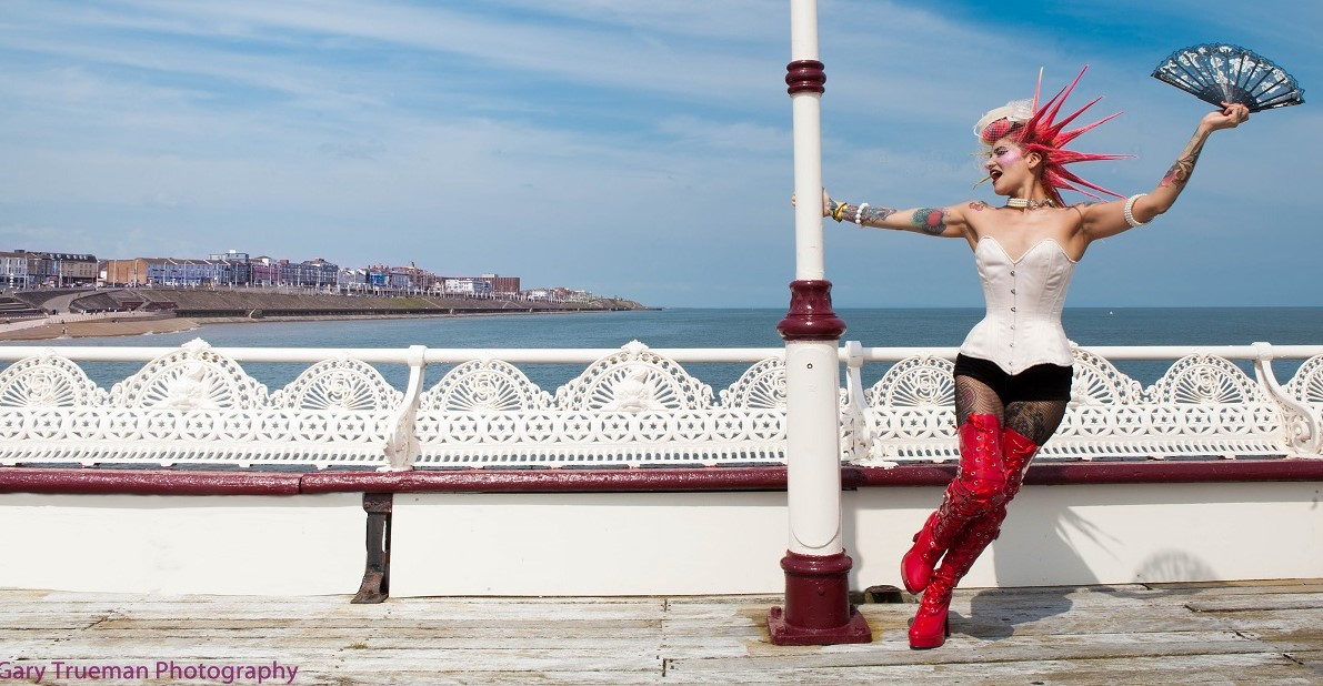 The Rebellion Tapes: La Katrina – musician, model and tattoo artist.