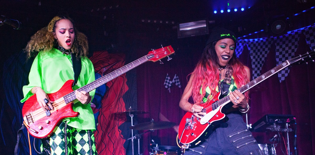 Live Review: Nova Twins/Bone Cult/Witch Of The East