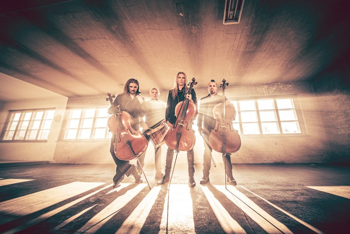 News: Apocalyptica Return With The Stunning New Single 'Ashes Of The Modern World'