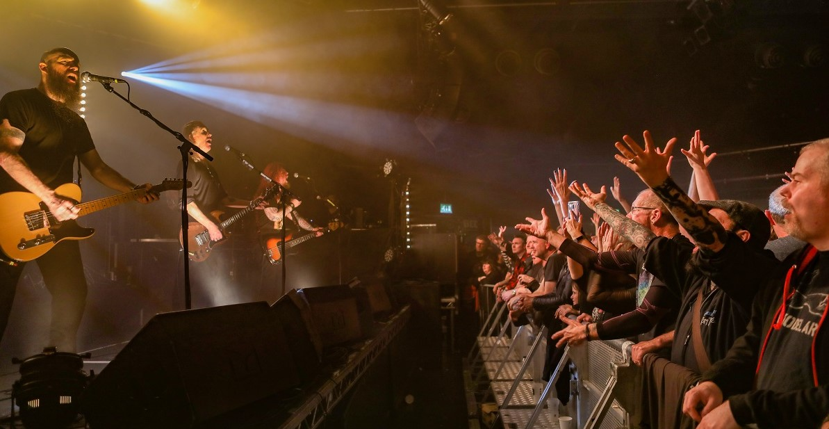 Live Review: New Model Army/Yur Mum