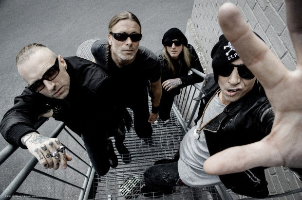 News: Backyard Babies Release Single & Video
