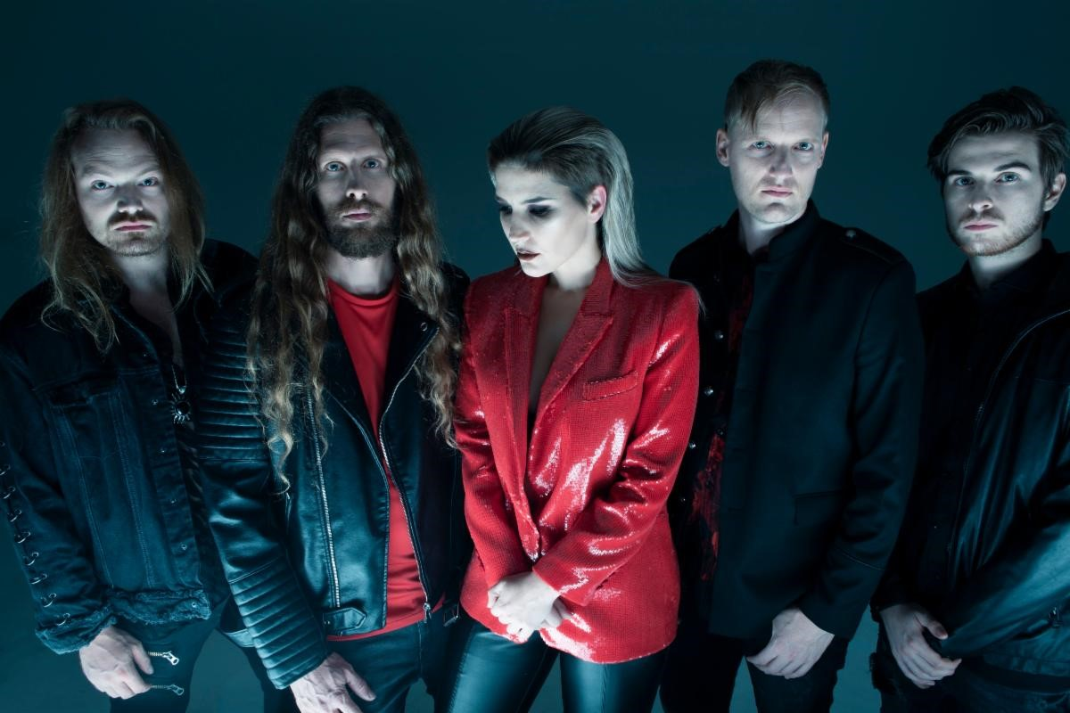 News: Delain Release New Single 'One Second' + Lyric Video