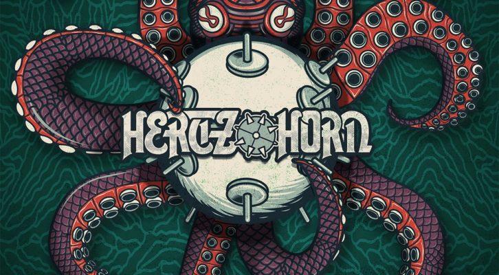 Review: Hertz Horn - Sentinels EP