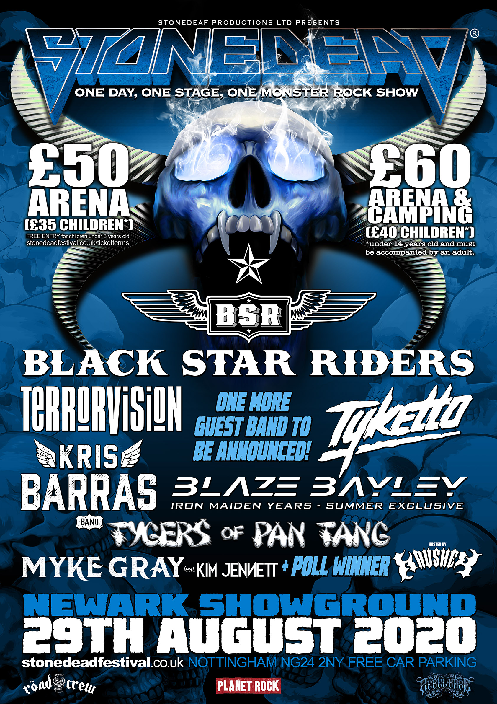 News: Stonedead Festival Announce Terrorvision For 2020 Line-Up