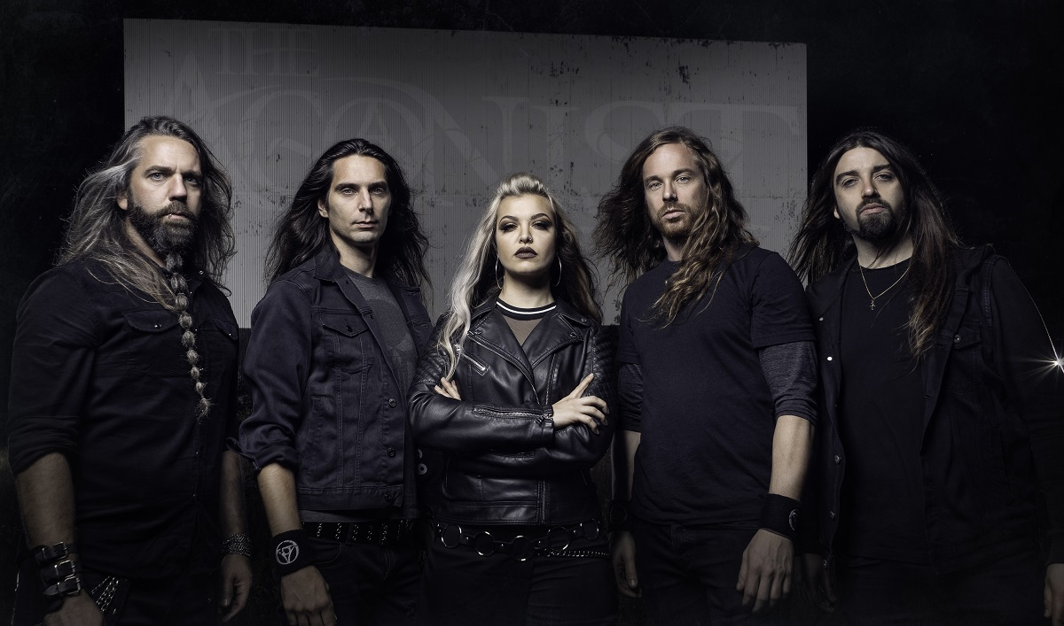 "Interview: Vicky Psarakis (The Agonist) ""Writing this album was the smoothest for everyone in the band."""