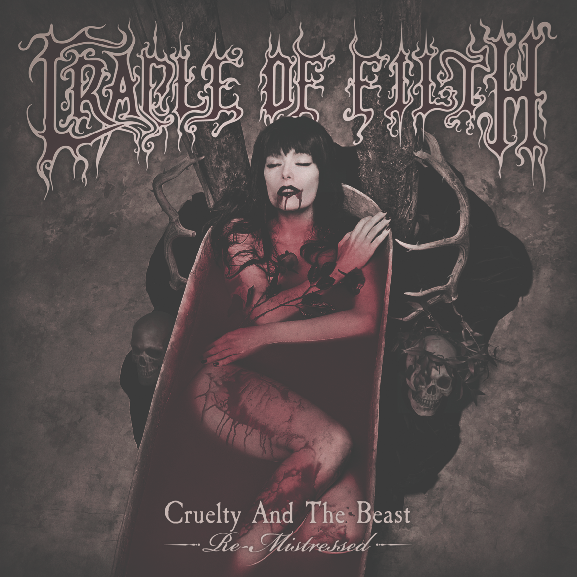 Review: Cradle Of Filth Cruelty and The Beast – Remistressed