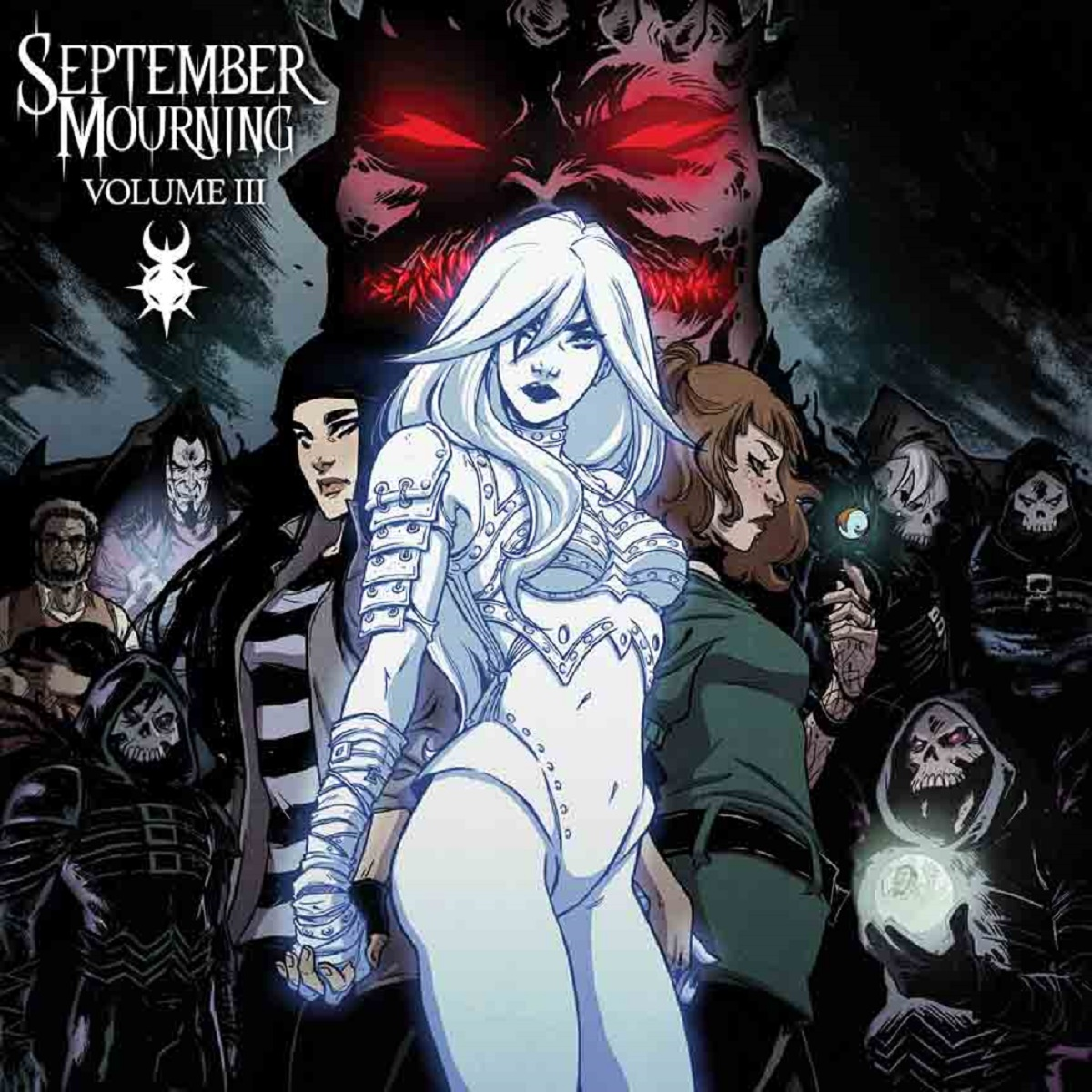 Review: September Mourning – Volume III