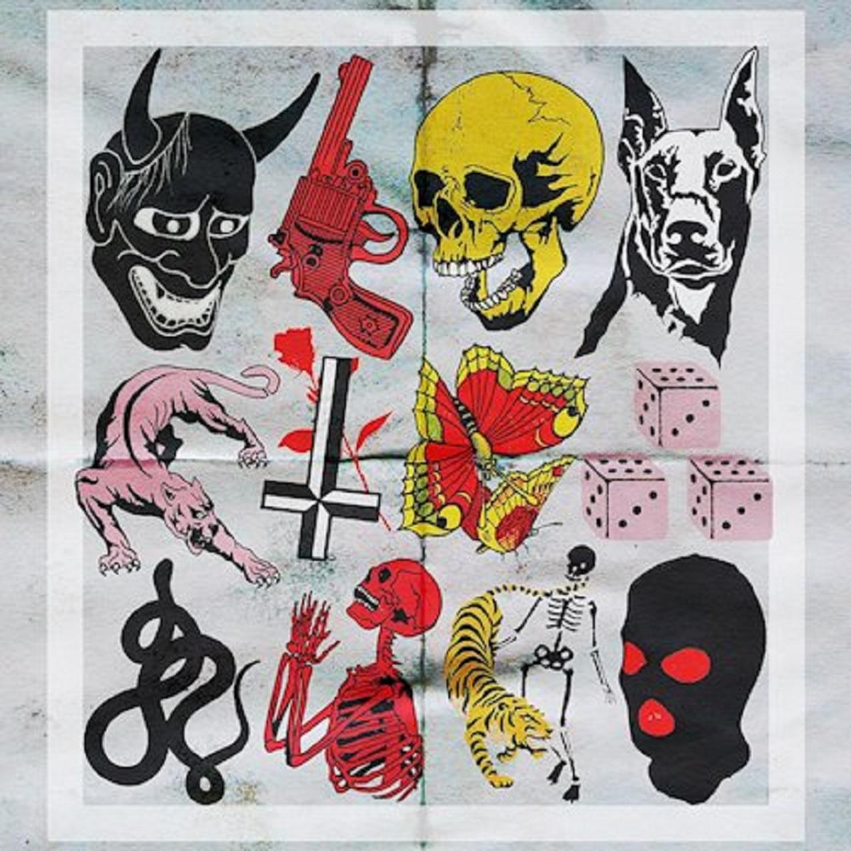 Review: Strange Bones – Blitz EP Pt 2