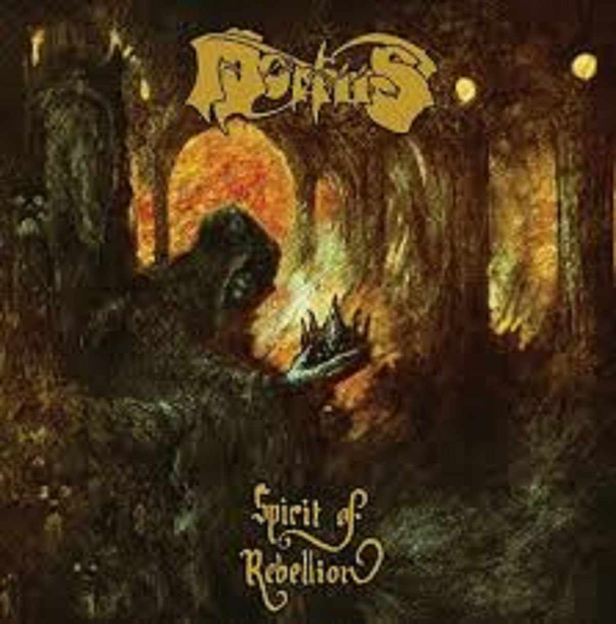 Review: Mortiis – Spirit Of Rebellion