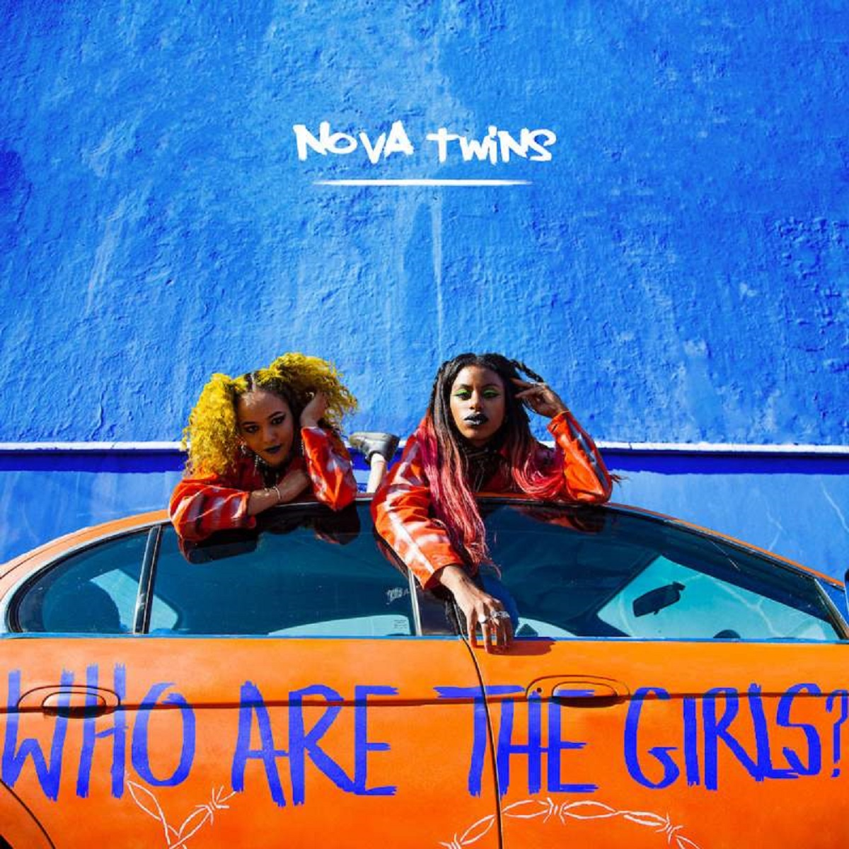 Review: Nova Twins – Who Are The Girls?