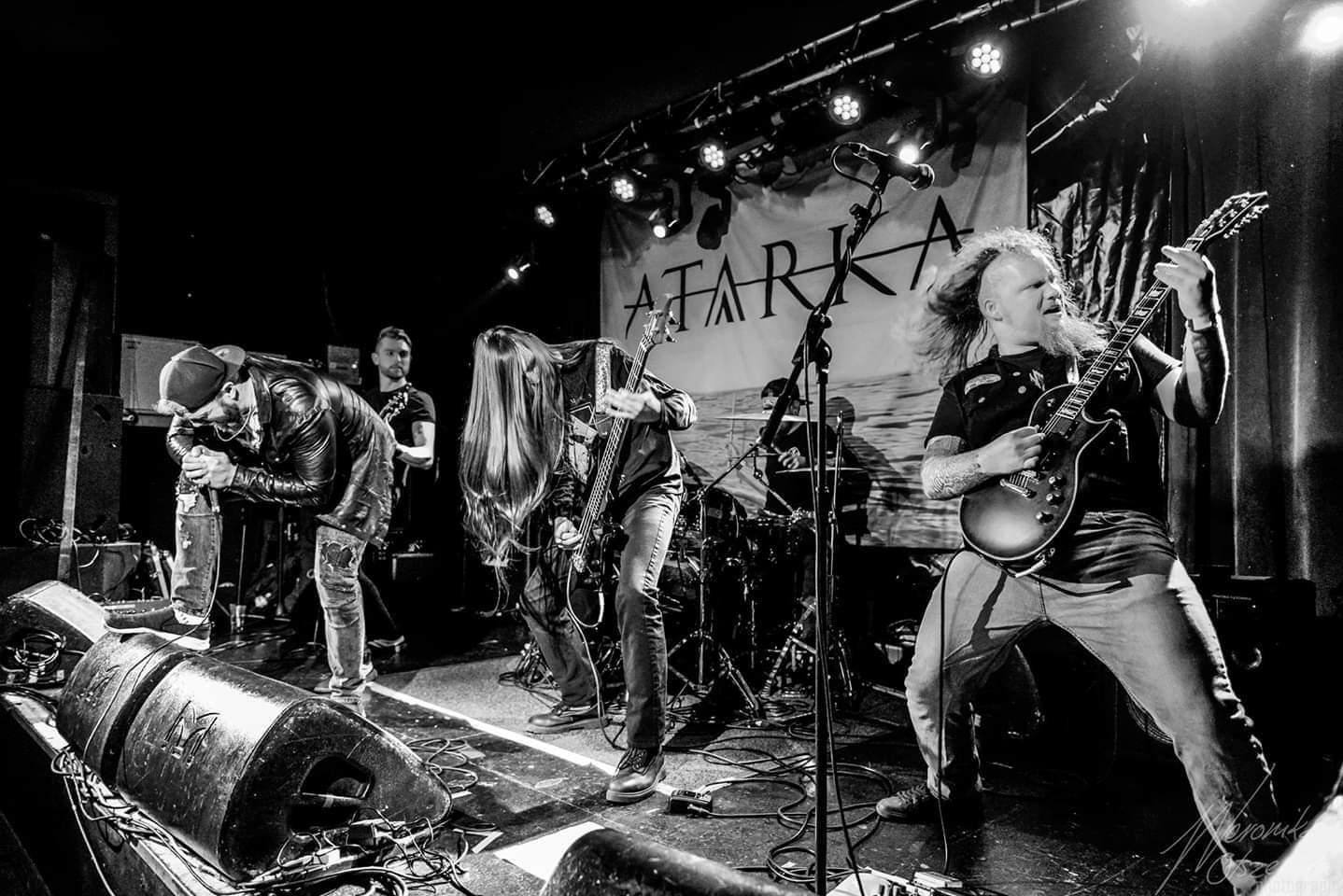News: Birmingham Metallers Atarka Set To Release New Album