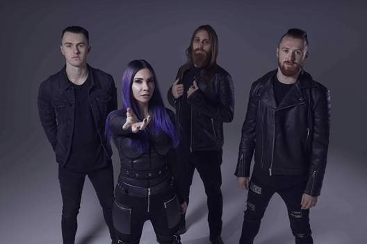 News: Acclaimed UK Alt-Metal Act Skarlett Riot Unveil New Video 'Human'!