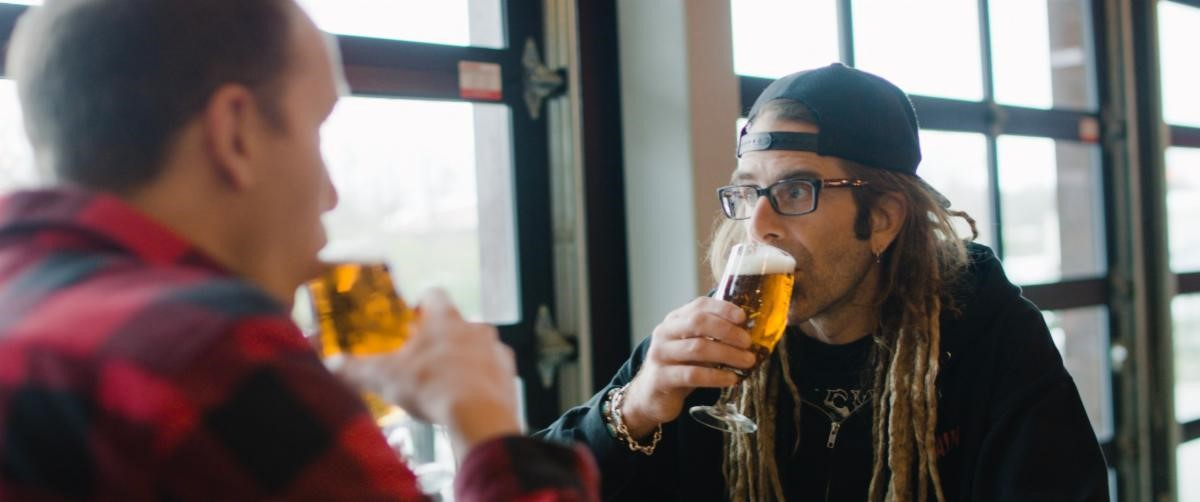 News: Ghost Walker: Brewdog & Lamb Of God Release World's First Non-Alcoholic Collaboration Beer With Video Premiere