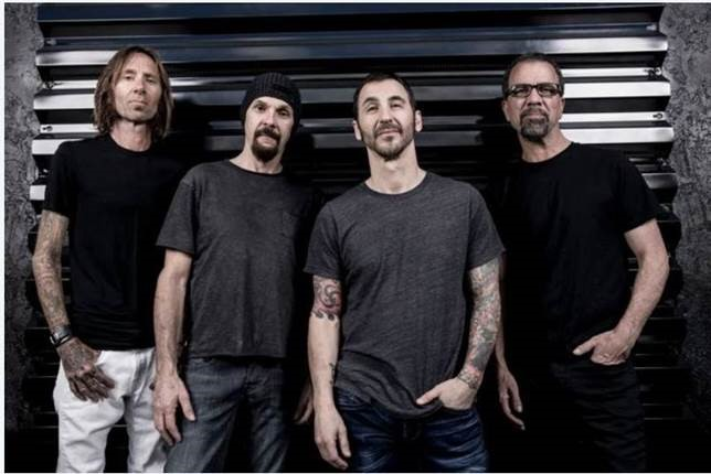 News: Sully Erna And Godsmack Take 400+ New England Middle School Students On The Musical Adventure Of Their Lives