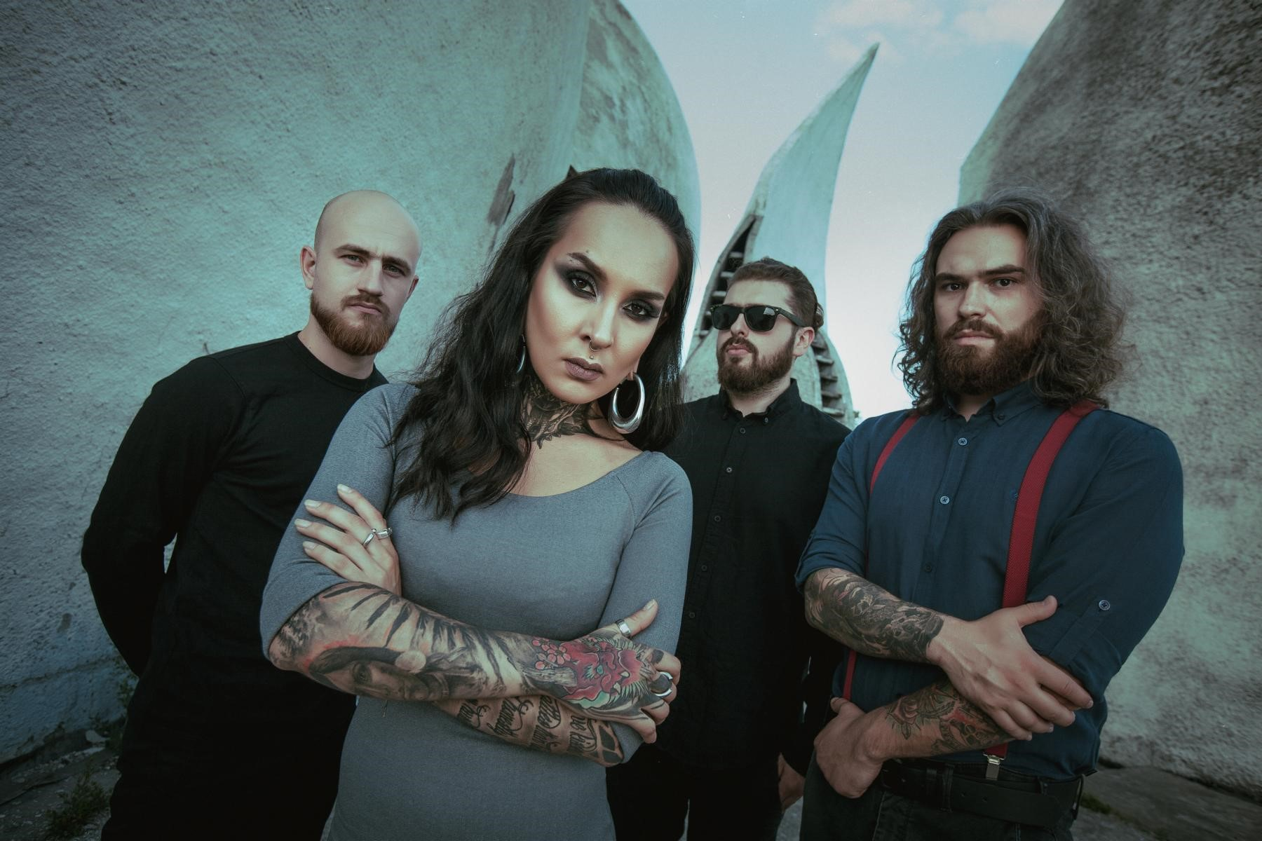 "News: Jinjer Releases LEGO Fan Remake of ""Perennial"" Video"