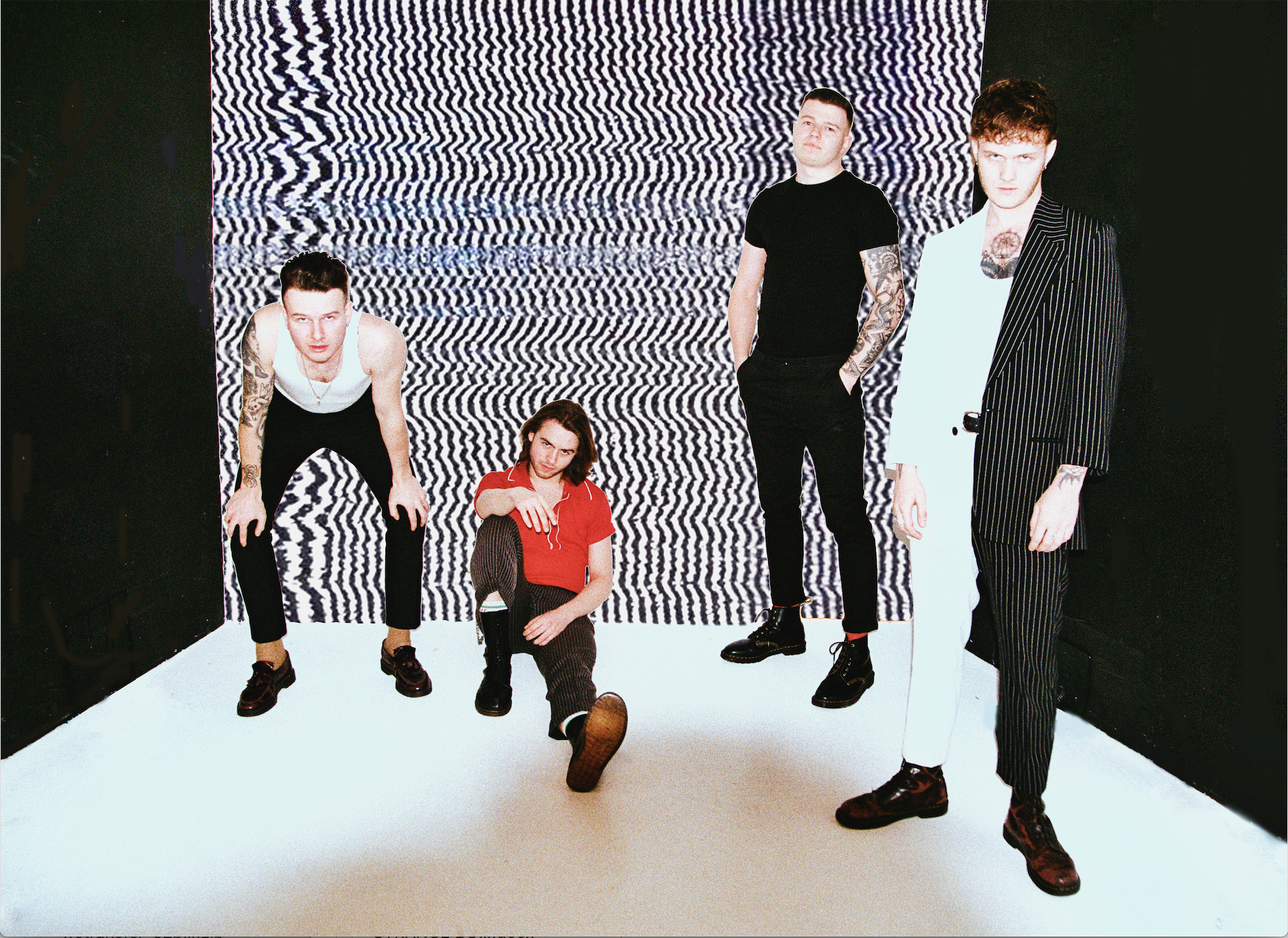 News: Strange Bones Release Isolation Visualiser For New Single Ten Guns