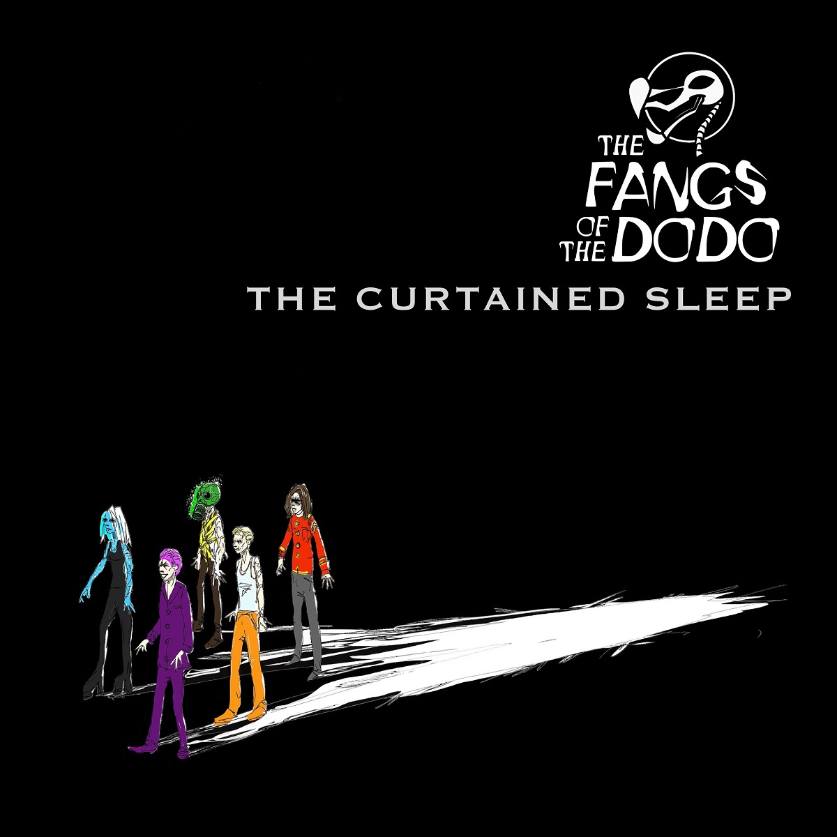 Review: The Fangs Of The Dodo – The Curtained Sleep