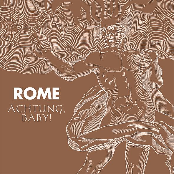 "News: Dark Folk Act ROME Announce New Split 7"" Ahead Of New Album"