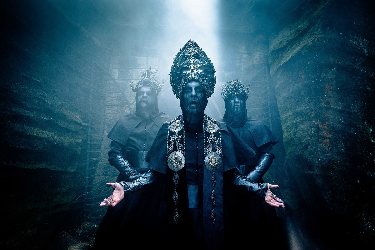 News: BEHEMOTH Reveal New EP, 'A Forest' Featuring Niklas Kvarforth
