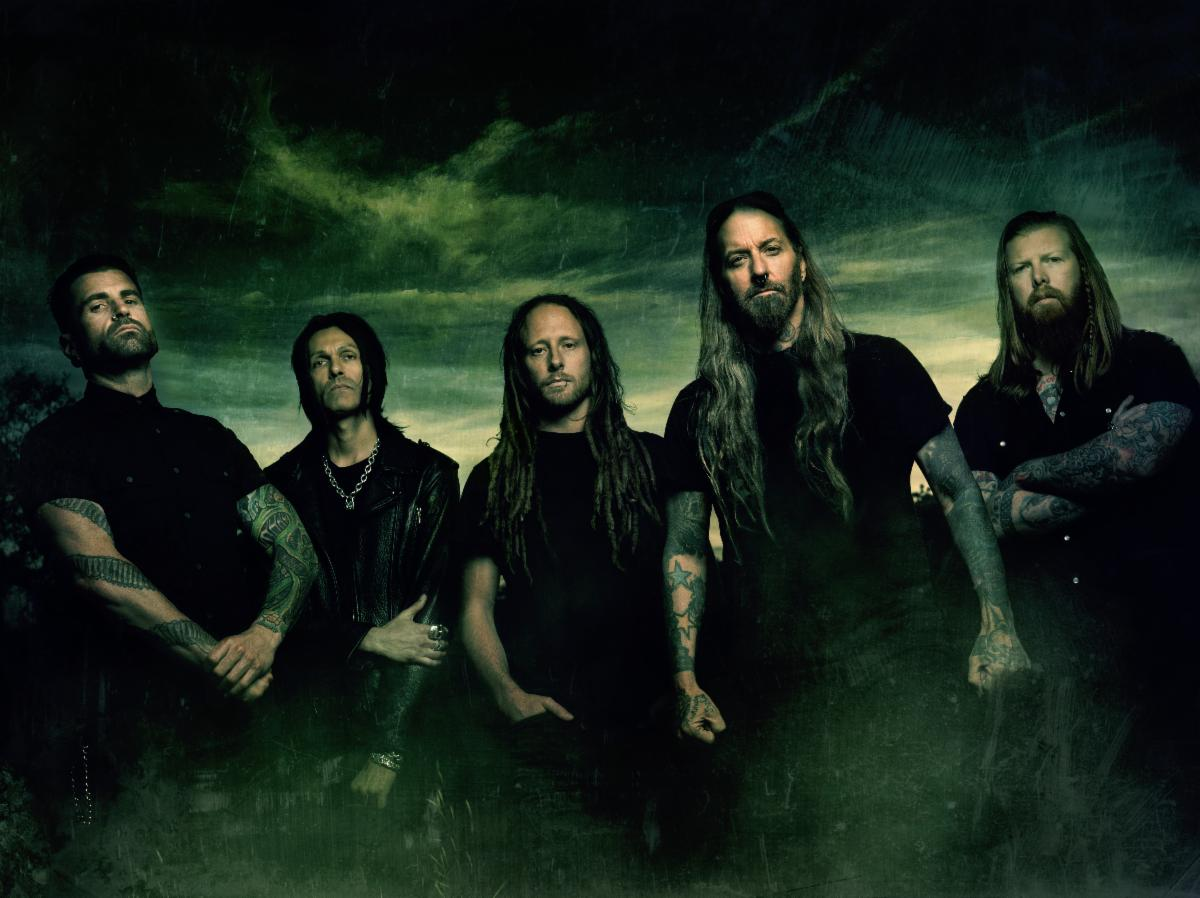 News: DEVILDRIVER Release New Full-Length Album, Dealing With Demons I, on 9th October 2020 via Napalm Records