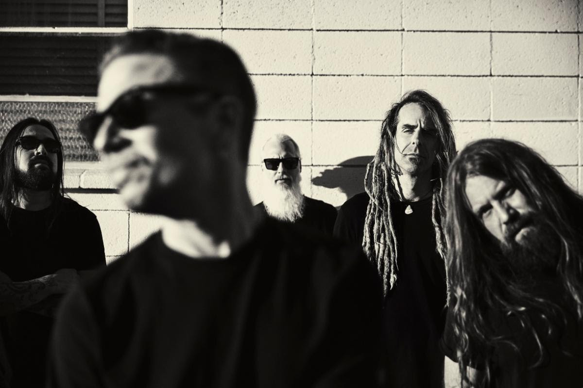 "News: Lamb Of God Reveals Blistering Fourth Single, ""Routes,"" From Upcoming Album"