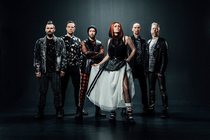 News: Within Temptation Release New Single 'Entertain You'