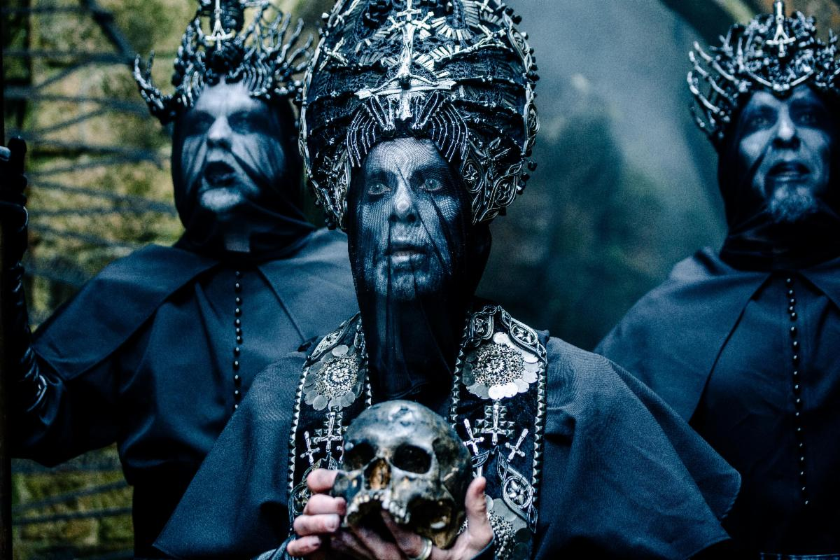 News: BEHEMOTH Unveil Visualiser For New Song, Evoe  Release New EP, A Forest