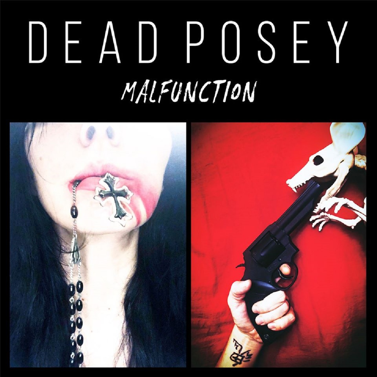 Review: Dead Posey – Malfunction EP