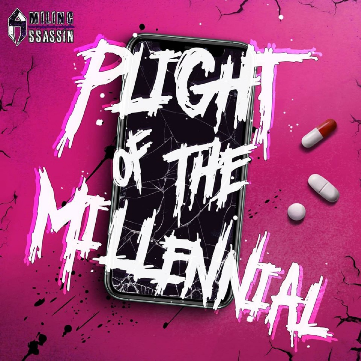 Review: Smiling Assassin – Plight Of The Millenial