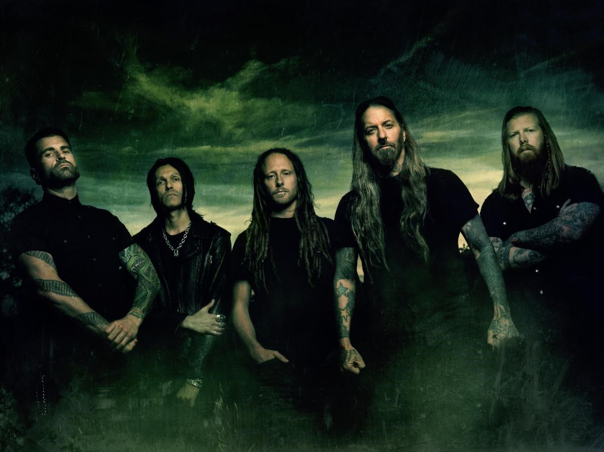 News: DEVILDRIVER Release 2nd Single & Video For 'Iona'
