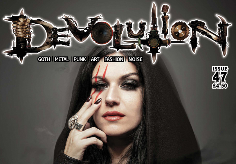 Devolution Magazine – Issue 47 – Is Available Now To Read Digitally – For Free!