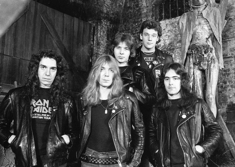 News: Iron Maiden Announce 40th Anniversary Vinyl Of Debut Album
