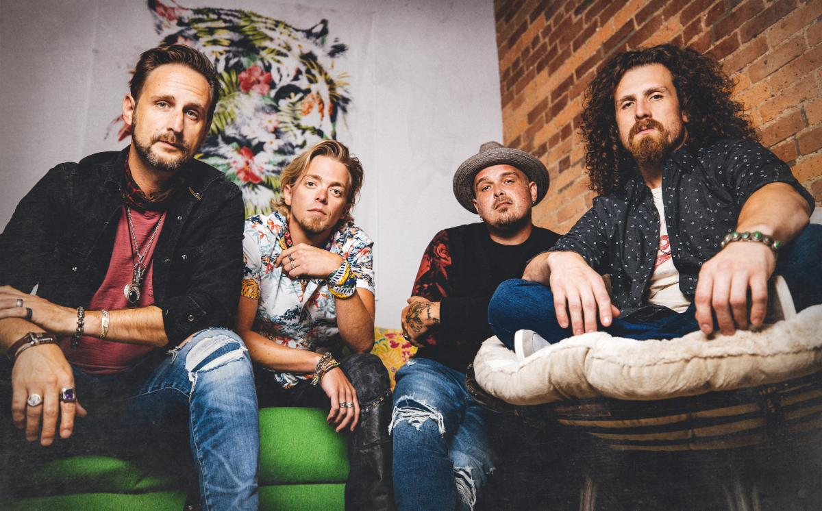 News: Black Stone Cherry Announce'Live From The Sky'Streaming Event