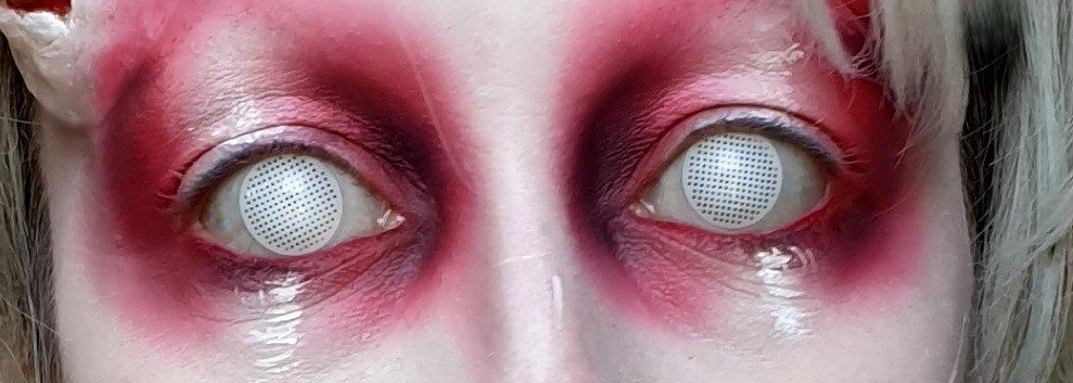Beauty & Makeup: SFX Contact Lenses! Safety Tips!