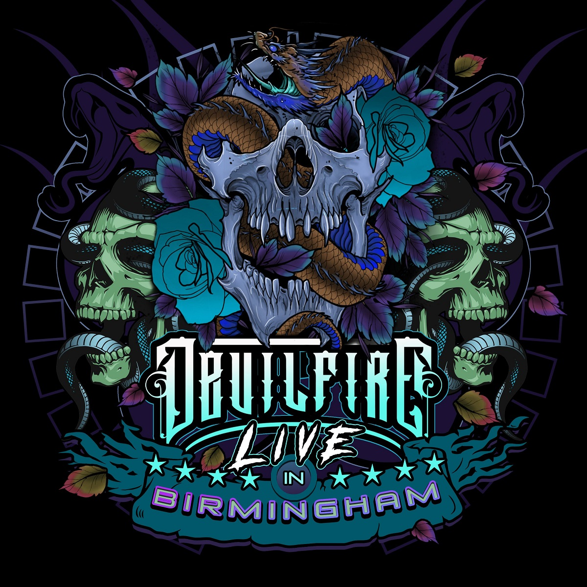 Review: Devilfire – Live In Birmingham