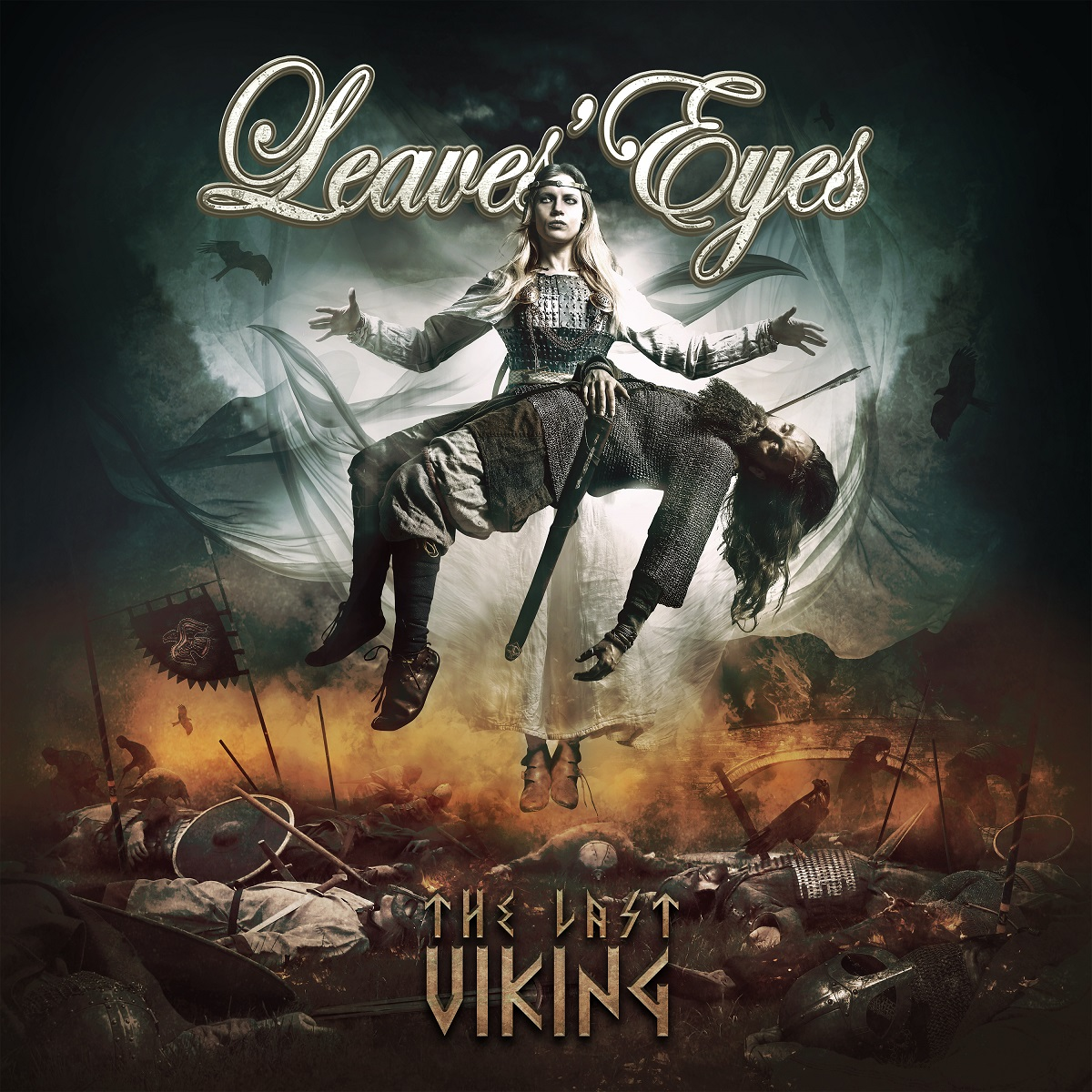 Review: Leaves Eyes – The Last Viking