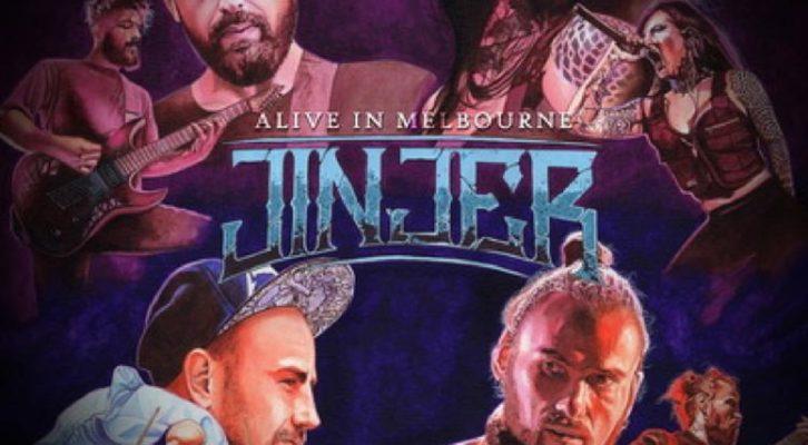 Review: Jinjer -Alive In Melbourne (Live)