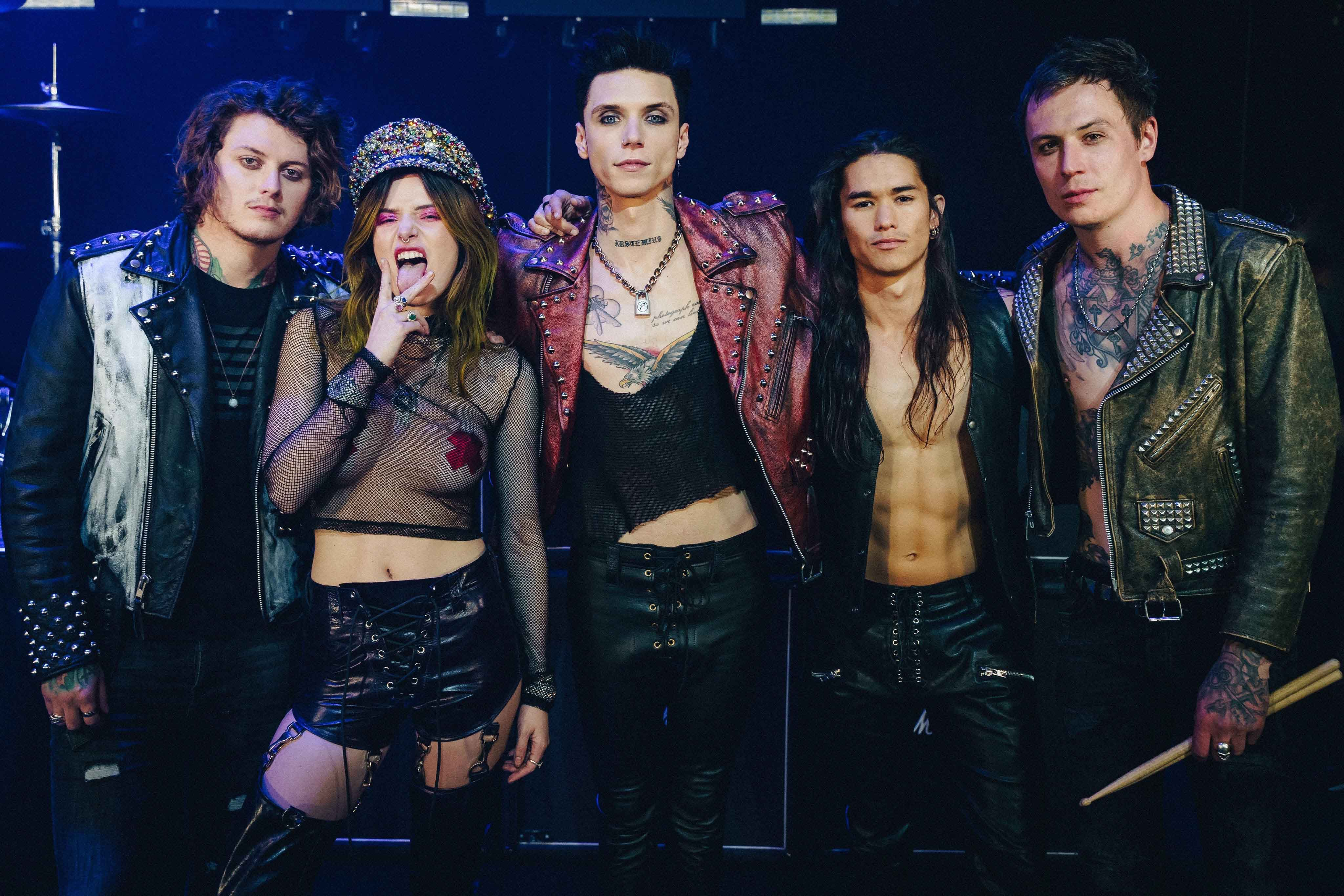 New Series 'Paradise City' Starring The Relentless Set To Premiere on Amazon Prime On March 25th