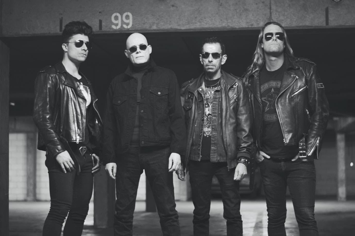 News: The Sisters Of Mercy To Perform 3 Exclusive Shows At London's Roundhouse