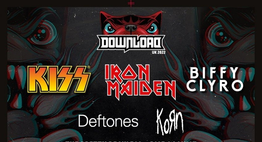 News: Download Festival announce over 70 more acts for 2022