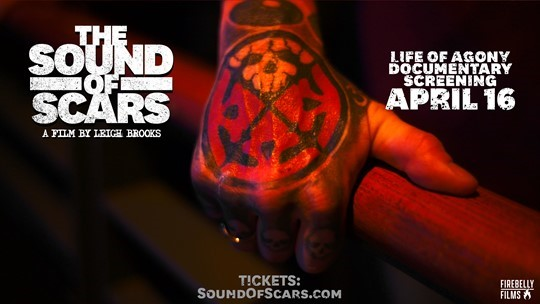 News: Life of Agony to unveil emotional, hard-hitting documentary The Sound of Scars